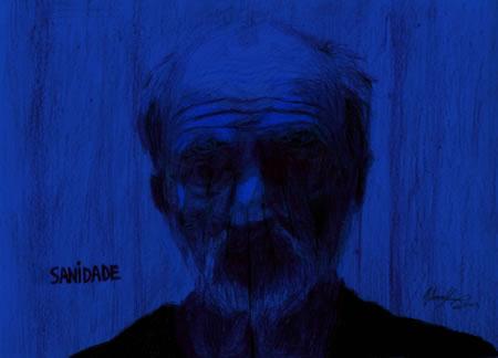 Retrato de Jan Švankmajer - visão alternativa