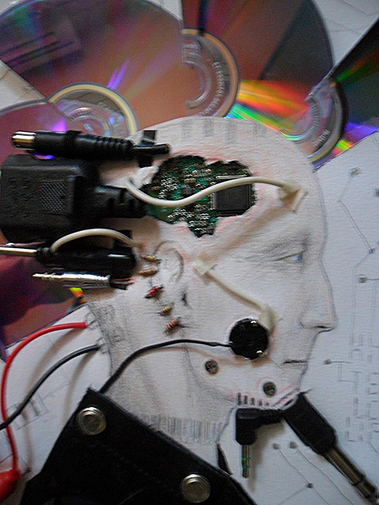 Cyberpunk - detalhe